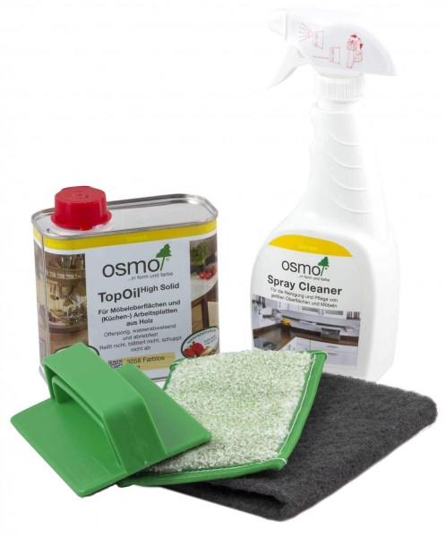 OSMO TopOil Oberflächen-Set farblos 3058