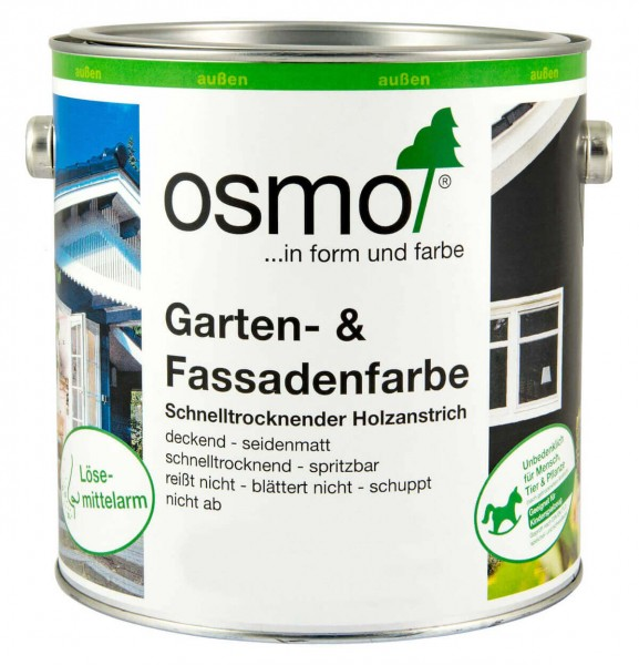 OSMO Garten- & Fassadenfarbe