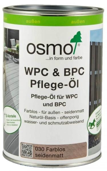 030 OSMO WPC & BPC PFLEGE-ÖL