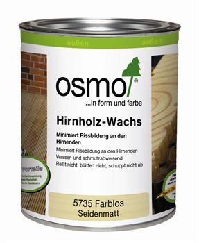 osmo hirnholz wachs 5735 farblos 0 375l osmo shop ihr osmo fachgesch ft. Black Bedroom Furniture Sets. Home Design Ideas