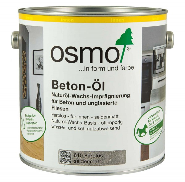 OSMO Beton-Öl 610