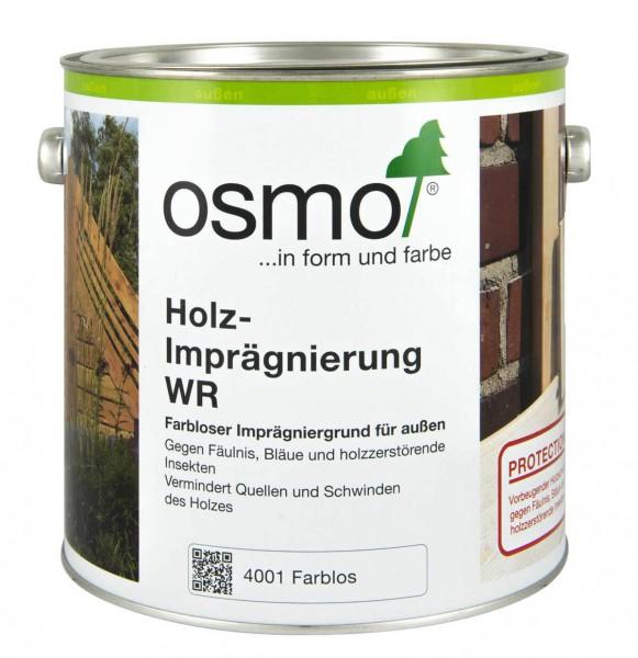 OSMO WR BASE COAT 4001 Clear